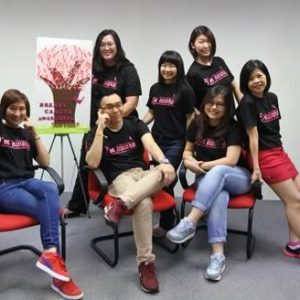 American Airlines Malaysia – Be Pink Campaign. Fighting Breast Cancer Together.