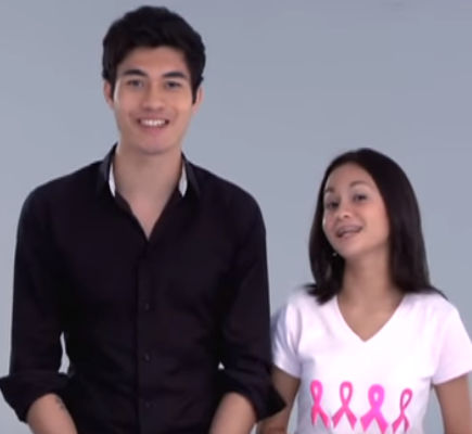 Henry Golding and Sharifah Amani Teach Breast Self Familiarization for Breast Cancer Awareness