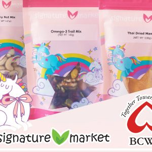 Signature Market x BCWA Breast Cancer Awareness Campaign 2018